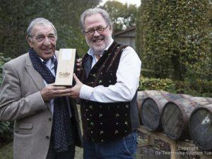 Twents hout maakt het verschil bij Sculte Whisky