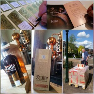 Limited Edition Sculte Whisky 30ppm
