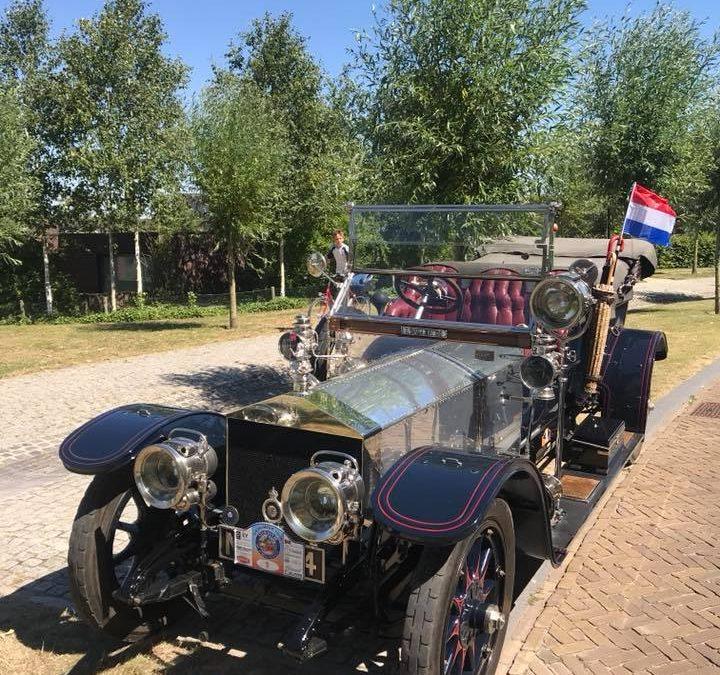 De 40e Noord Holland Rally van de Club