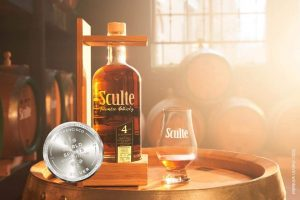 Zilver in San Francisco voor de Sculte Twentse Whisky Batch 4